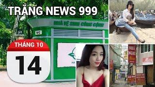 Linh Miu lộ đầu ngực trên sân khấu | TRẮNG NEWS 999 | 14-10-2016