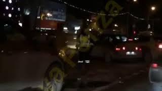 Появилось видео массовой аварии на улице 8 Марта в Пензе