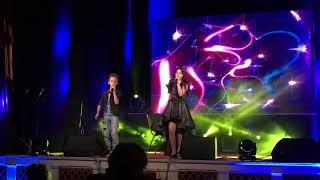 Филин Сергей и Хилько Алиса « hideaway» Riga simphony 2017