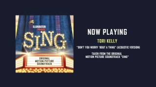 "Tori Kelly – ""Don't You Worry 'Bout A Thing"" (Acoustic Version) (Audio)"