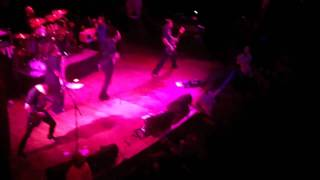 Strung Out - Jackie-O - Mephisto - Novacain - Live at HOB WeHo - 11.19.2010