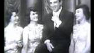 Sugartime - The McGuire Sisters and Perry Como
