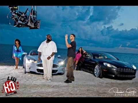 Rick Ross - Aston Martin Music (Dirty Extended Version) (Feat. Drake & Chrisette Michele)