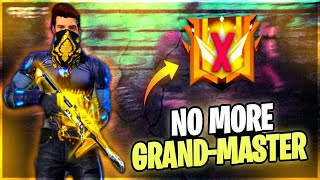 Road To Grandmaster Goes Wrong Ft. @Total Gaming  @X- Mania  @Romeo Gamer  Free Fire || Desi Gamers
