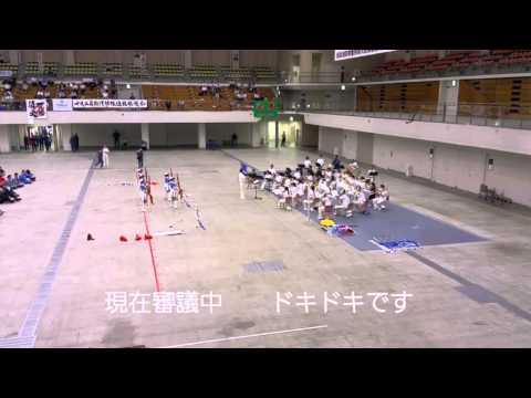 きりん幼稚園 平成27年自衛消防隊屋内消火栓操法福岡市大会