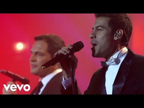 Carlos Rivera y Daniel Boaventura Cantando Quizás, Quizás, Quizás