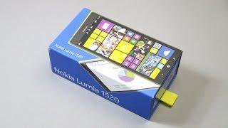 Unboxing: Nokia Lumia 1520 (Deutsch) | SwagTab