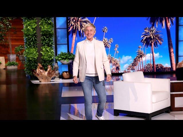 İngilizce'de Ellen degeneres Video Telaffuz