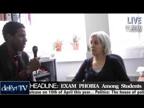 Exam_Phobia by Ibrahim Magaji
