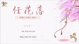 [Qiaobao][Vietsub] Mặc hoa rơi 任花落 - Cát Khắc Tuyển Dật 吉克隽逸 (Dạ Thiên Tử OST)