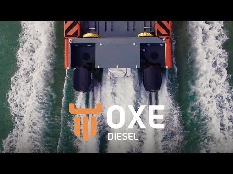 OXE Diesel Enginevideo