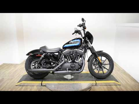 2019 Harley-Davidson Iron 1200™ in Wauconda, Illinois - Video 1