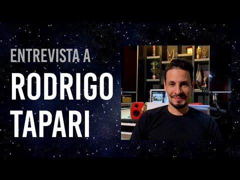Rodrigo Tapari video Entrevista 2020 - Junio 2020