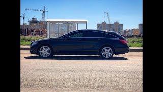 Mercedes CLS Shooting Brake.Тест-Драйв.Anton Avtoman