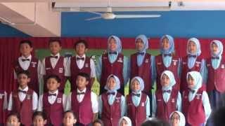 Persembahan Terbaik Sekolah Rendah Bukit Tinggi Klang 2012