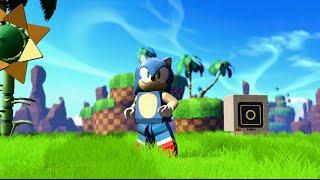 Trailer Sonic Level Pack