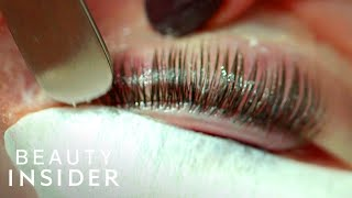 How Eyelash Lifts Fix Flat Lashes
