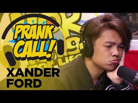 Prank Call: Xander Ford Pinangaralan On-Air, Prank Gone Wrong!