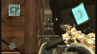 preview picture of video 'Call of Duty MW3 Wii - Lockdown TDM 2'