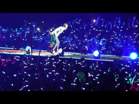 Coldplay - A sky full of stars (Live in São Paulo 2016)