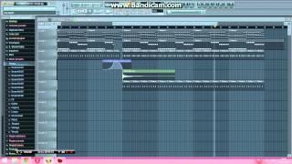 David Guetta – Goodbye Friend (feat. The Script) FL Studio