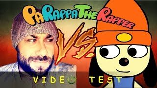 [FR] Video-Test Parappa The Rapper Remastered - PS4