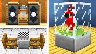 5 Building HACKS You Didnt Know In Minecraft! (NO MODS!)
