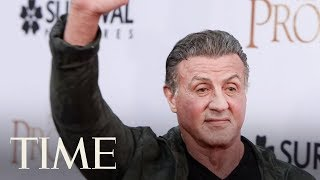 Sylvester Stallone Denies Assaulting 16-Year-Old In 1980s   TIME