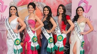 O maior Concurso de Beleza Nikkey do Brasil!