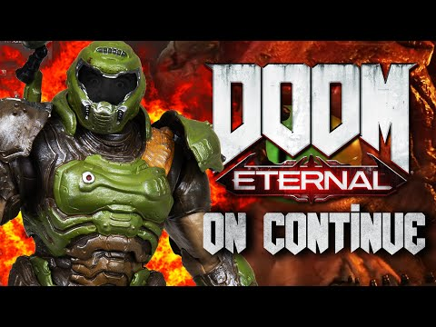 Doom Eternal #4 : On continue !