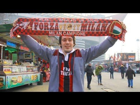 AC Milan v Barcelona | Eurofan