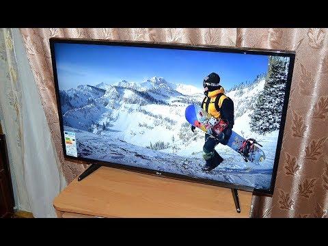 LG 43LJ5150 видео обзор