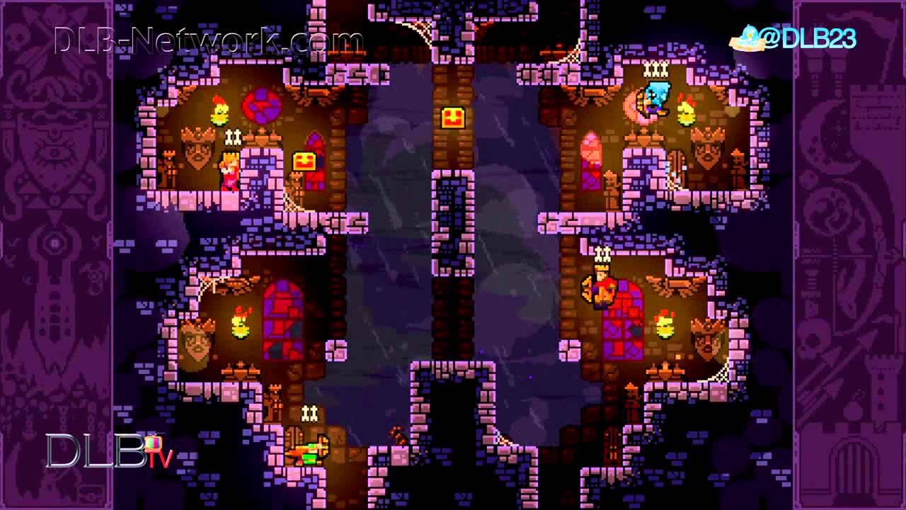 TowerFall Ascension on PS4: Behind the Arena