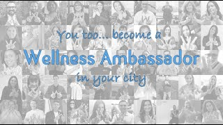 50 Ambassadors – World Wellness Weekend 19-20 Sept 2020