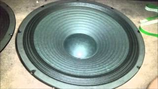 Scammed! Sent SKYTEC woofers!?!