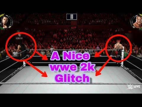 WWE 2k Glitch : Funny Glitch | You Don't Know