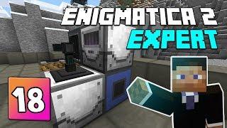 Enigmatica 2: Expert Mode - EP 18 | Latex & Essentia