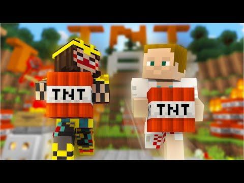 Když máš TNT, tak UTÍKEJ ALKANE! #8