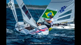 SSL: Live from Nassau Yacht Club on Day 4; last day of qualifications before the Semis and Finals on