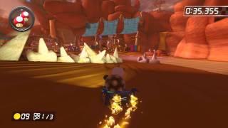 Bone-Dry Dunes - 1:48.517 - Diogo (Mario Kart 8 World Record)
