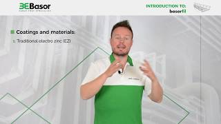 Introduction to basket trays Basorfil
