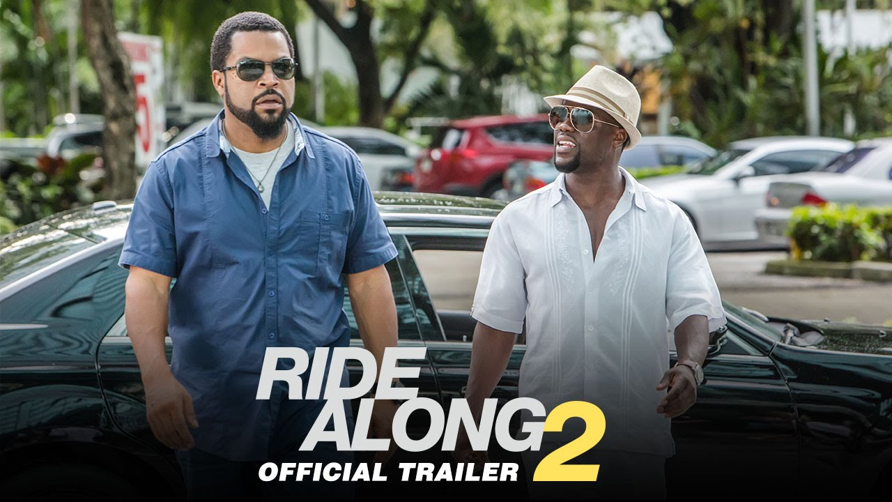 Trailer för Ride Along 2