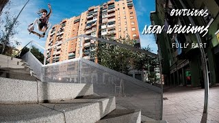 Neen Williams In Outliers | TransWorld SKATEboarding