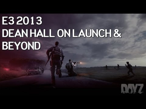 E3 2013 - Dean Hall on Launch and More