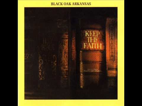 Black Oak Arkansas - Short Life Line.wmv