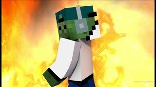 TRAINING TO BE A FIRE BENDER IN MINECRAFT !! { FIND FIRE TEMPLE } !!