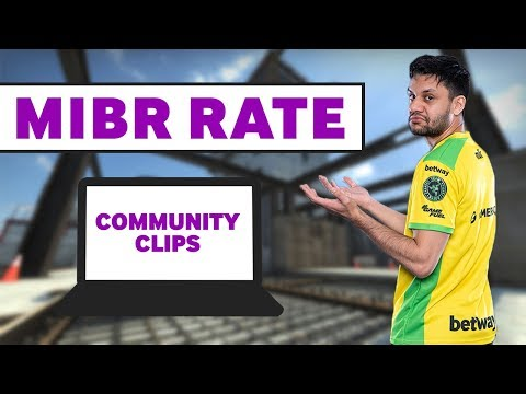 MiBR Rate Community Clips | Fer, TACO and LUCAS1