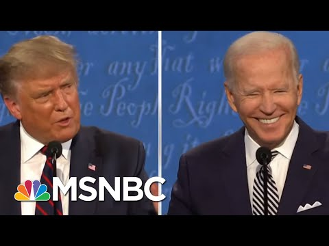 GOP Faces Harsh Questions After Chaotic Trump Debate Outing | The 11th Hour | MSNBC