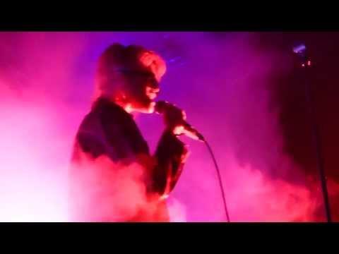 Sky Ferreira - Kristine LIVE HD (2013) Los Angeles El Rey Theatre