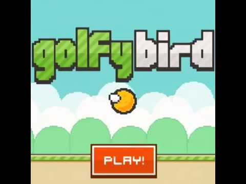 Video of Flappy Golf